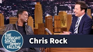 Chris Rock Gives His Recap of Final Obama White House Party