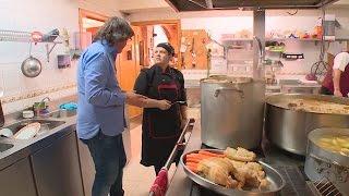 Restaurante el Águila, el cocido más famoso de Quijorna