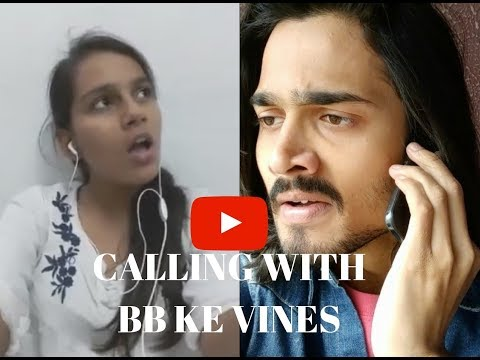 Xxx Mp4 Girl Calling With BB Ke Vines Sexy Expressions Official Video YouTube Guruji 3gp Sex