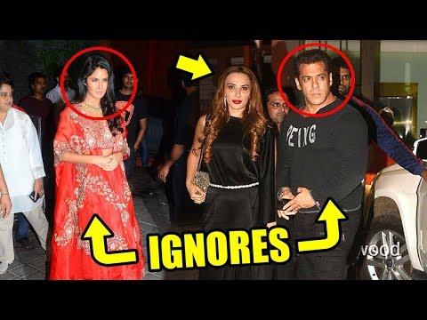 Xxx Mp4 Salman Khan IGNORES Katrina Kaif Leaves With EX Girlfriend Iulia Vantur 3gp Sex