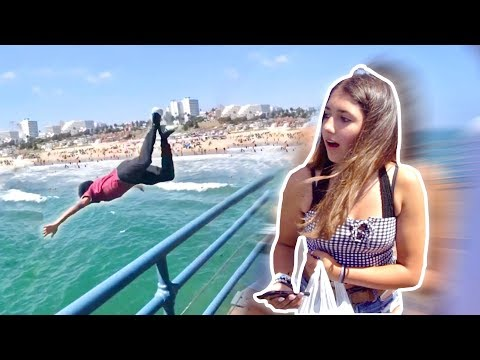 Xxx Mp4 I Jumped Off The Pier For Her Number ALMOST ARRESTED Re Uploaded 3gp Sex