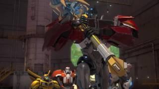 Transformers Prime - Episódio 51 - Parte 2 - Dublado