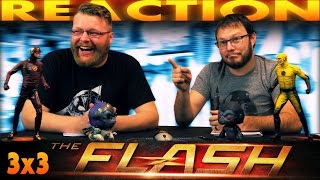 The Flash 3x3 REACTION!!