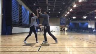 """Slow Down Time"" Dance Choreography 