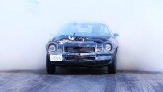 How to Put on a Smoke Show   Hot Rod Garage