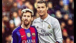 اهداف ومهارات كريستيانو وميسي علي اغنية نمبر 1 والملك  Cristano & Messi Best Skills & Goals