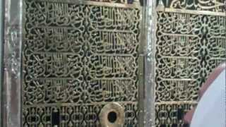 Inside Masjid Nabawi (SAW) Madina  Munawara qadmon mein bula lijiye 2012