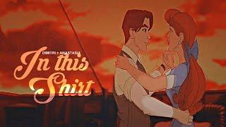 ► Dimitri + Anastasia [In this Shirt]