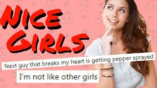 r/nicegirls   Nice Girl SUPREMACY   Reddit Cringe