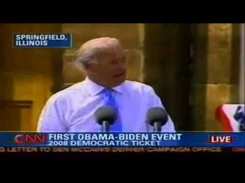 Joseph Biden's Greatest Hits - Absolutely Hysterical