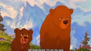 On my way Phill Colin Brother Bear OST