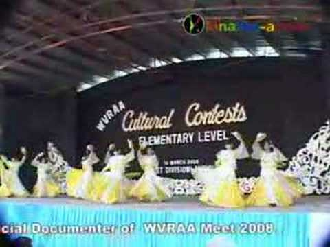 WVRAA Meet 2008 Folk Dance Champion