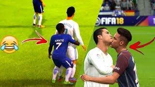 SI TE RIES PIERDES NIVEL FIFA 18 - VIDEOS RANDOM FIFA 18