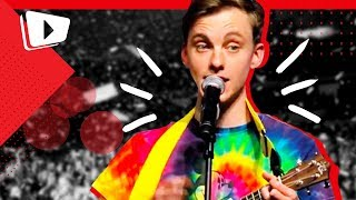 """Jon Cozart performs """"YouTube Culture"""" Live at VidCon"""