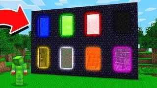 8 NEW MINECRAFT DIMENSIONS!