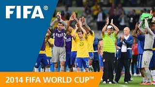 FIFA WC 2014 - Brazil vs. Germany - International Sign