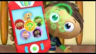 Super Why - Around the World Adventure Special Event ( 2014 )
