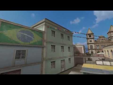 Cross Fire Brazil || Salvador (Search & Destroy) [New Map]!