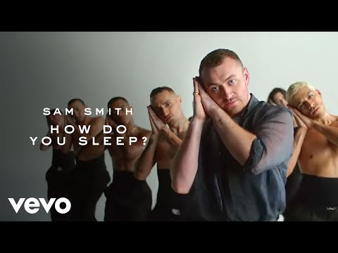 Sam Smith How Do You Sleep Official Video