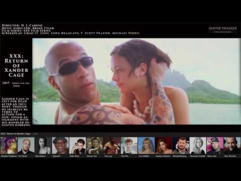 Xxx Mp4 XXX Returns Trailor 3gp Sex