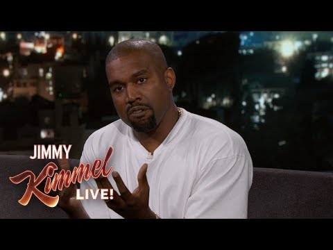 Xxx Mp4 Jimmy Kimmel's Full Interview With Kanye West 3gp Sex