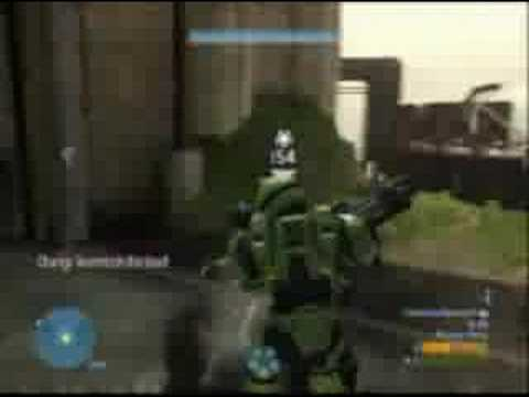 Halo 3 - Good Bye Rocket Race