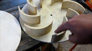 Вытяжка своими руками 2 Building a dust collector blower part 2 - hamariweb.uk