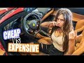 GIRLFRIEND Guesses Cheap vs Expensive CARS!