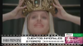 CUENTOS INMORALES - Cineteca Alameda / 4a Semana de Cine Erótico