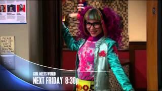 "Girl Meets World: 1x06 ""Girl Meets Popular"" Promo"
