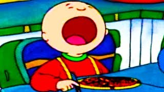 Funny Animated cartoon | Caillou Hates Vegetables | WATCH CARTOON ONLINE | Cartoon for Children
