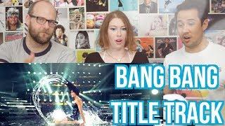 BANG BANG TITLE TRACK - REACTION!! - Hrithik Roshan Katrina Kaif