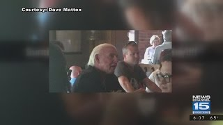 Ric Flair kicked out of bar