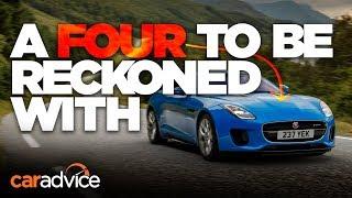 Jaguar F-Type four-cylinder   First look!