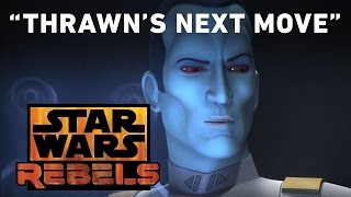 Thrawn's Next Move - Iron Squadron Preview | Star Wars Rebels
