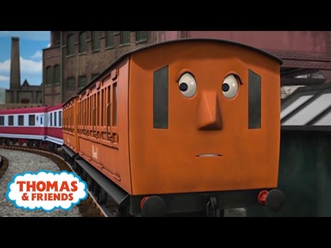 Which Engine Was Pulling Annie and Clarabel? | The Earl's Quiz | Thomas & Friends