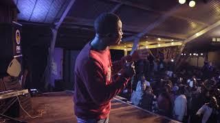 A.T.I performing at judging at FNB