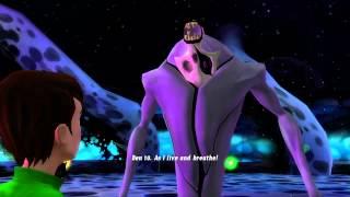Ben 10 Alien Force Vilgax Attacks part 11: Boss Ghost Freak