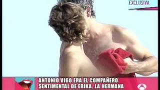 Vaya Par - El ex cuñado de doña Letizia, desnudo