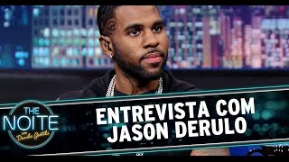 The Noite (13/11/14) - Entrevista com Jason Derulo