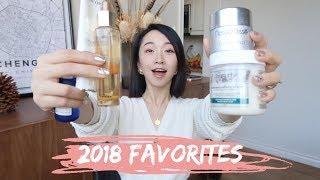 2018 FAVORITES   SKINCARE ❤️年度爱用护肤品系列 TOP 10