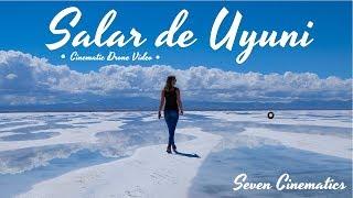 Salar de Uyuni   4 Day Tour   Bolivia   Cinematic Drone Video 4K