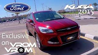 Ford Kuga 2015 | 4X4 Series | Episode  3 | فورد كوجا 2015 | سلسة الدفع الرباعى