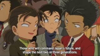 Detective Conan the Movie : The Phantom of Baker Street (english sub)