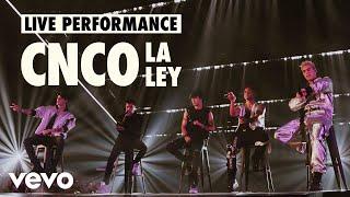 CNCO - La Ley (Live)   Vevo LIFT Live Sessions