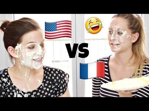 watch {Quiz} Culture Générale: L'Américaine VS La Française