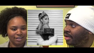 ARIANA GRANDE - GREEDY/FOCUS LIVE - REACTION