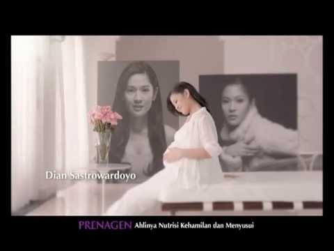 Dian Sastro's Happy Pregnancy Journey with PRENAGEN
