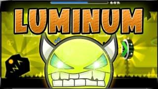[60Hz] (Very Hard Demon) Luminum By Zobros - Geometry Dash