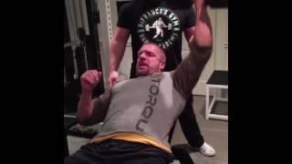Triple H Workout Routine 2016